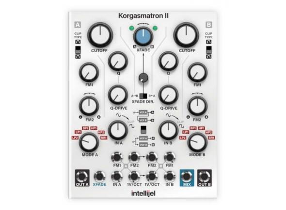 Softube Intellijel Korgasmatron II