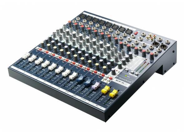 Mesa de Mistura Analógica Soundcraft EFX 8