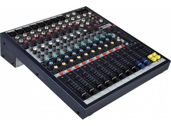 Mesa de Mistura Analógica Soundcraft EPM 8