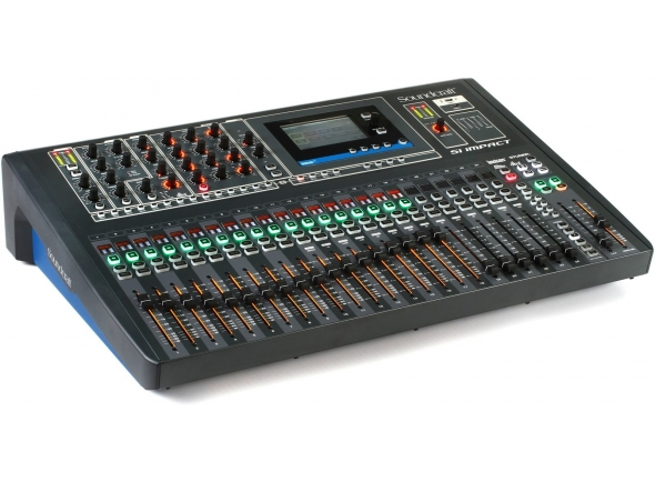 Mesas de mistura digitais Soundcraft Si Impact B-Stock