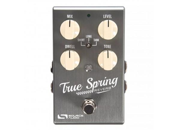 Efeitos reverb e hall Source Audio SA 247 True Spring Reverb