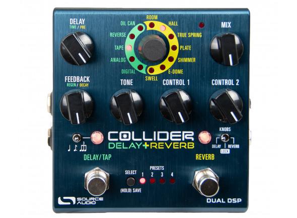 Delays / Echos Source Audio  SA 263 Collider Delay+ Reverb