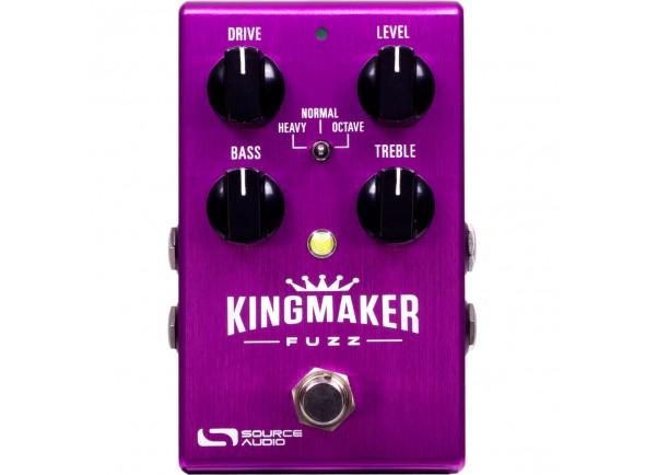 Outros efeitos para guitarra elétrica Source Audio SA245 Kingmaker Fuzz