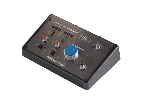 SSL 2 2-Channel USB Audio Interface