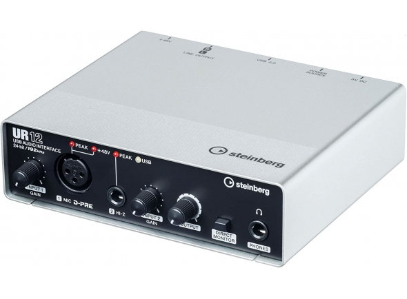 Interface Áudio USB Steinberg UR12