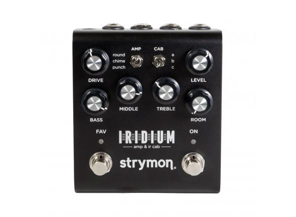 Outros efeitos para guitarra elétrica Strymon Iridium Amp & IR Cab