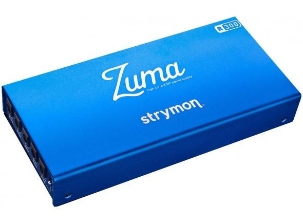 Cabos/Transformadores alimentadores Strymon Zuma R300