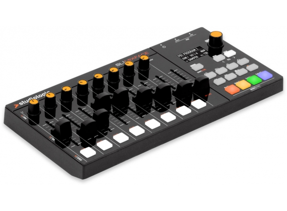 Controladores de DAW Studiologic SL Mixface
