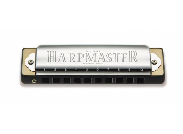 Harmónica diatónica  Suzuki Harpmaster MR-200 C
