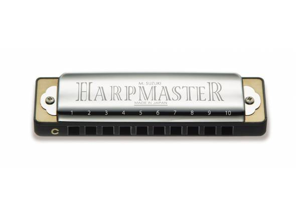 Harmónica diatónica  Suzuki Harpmaster MR-200 G