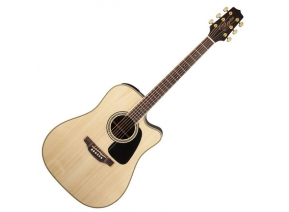 Guitarras Dreadnought Takamine GD51CE NAT
