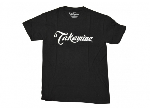 Diversos Takamine Logo Black Medium
