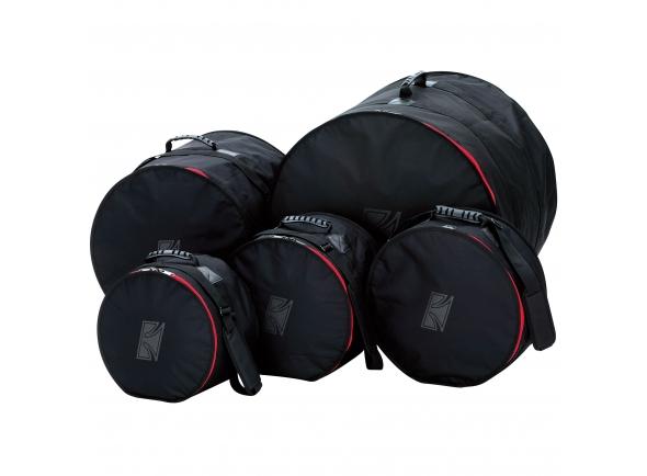 Bolsas para bateria acústica Tama Drum Bag Set 22/10/12/16/14 DSS52K