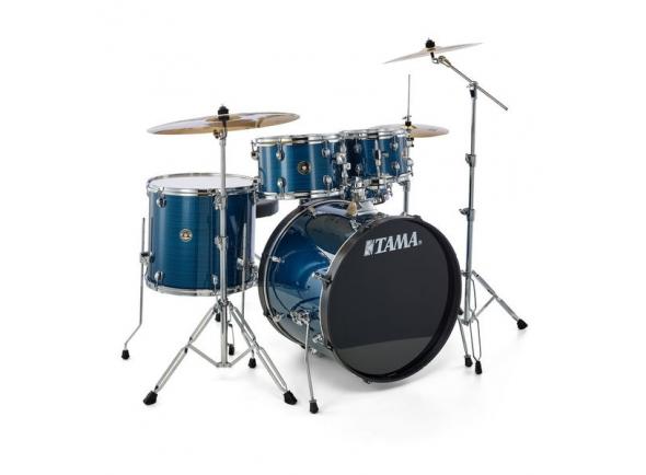 Conjunto de bateria completo Tama Rhythm Mate Standard -HLB