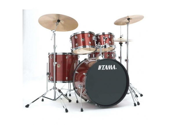 Conjunto de bateria completo Tama Rhythm Mate Standard -RDS