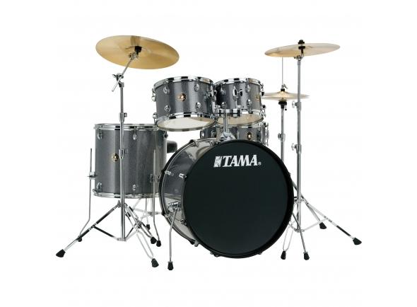 Conjunto de bateria completo Tama Rhythm Mate Studio - GXS