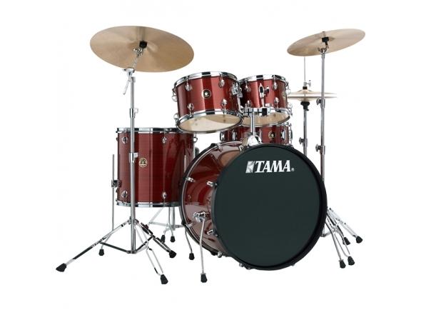 Conjunto de bateria completo Tama Rhythm Mate Studio - RDS