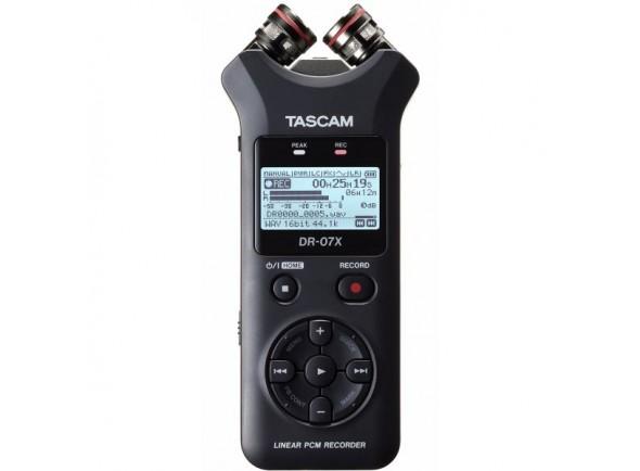 Gravadores Portáteis Tascam DR-07X