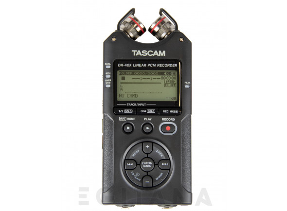 Gravadores Portáteis Tascam DR-40X
