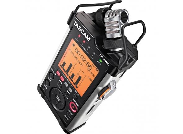Gravadores Portáteis Tascam DR-44WL Portable Recorder