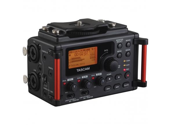 Gravadores Portáteis Tascam DR-60D MkII