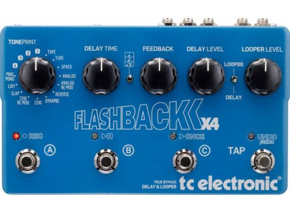 Delays / Echos TC Electronic Flashback X4