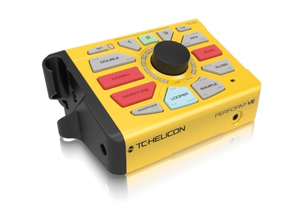 Processadores para vocalistas TC Helicon Perform-VE B-Stock