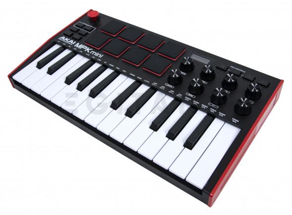 Teclados MIDI Controladores Akai MPK Mini Mk3 B-Stock