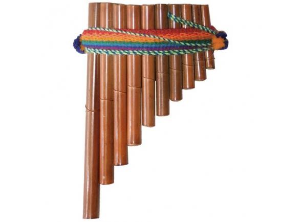 Flauta de PAN Terre Flauta Pan Peru 10 Tubos