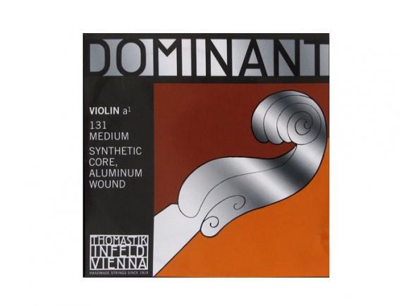 Cordas Thomastik  Corda para Violino  Lá 131 Dominant