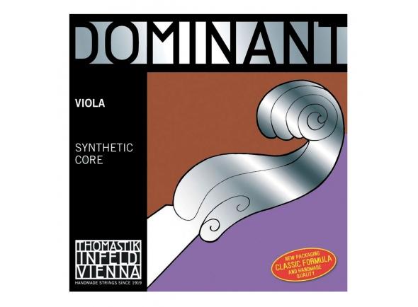 Cordas para Viola Thomastik Dominant D Viola Arco 4/4