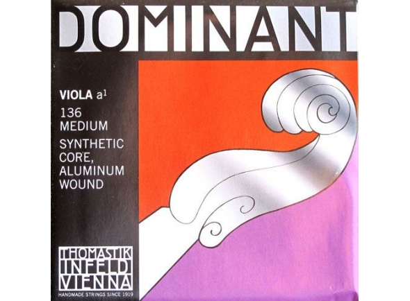 Thomastik Dominant Viola A Medium 136