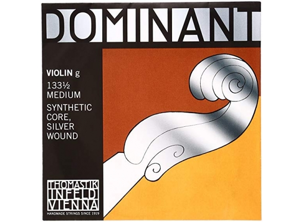 Cordas Thomastik Dominant Violin Sol String 1/4