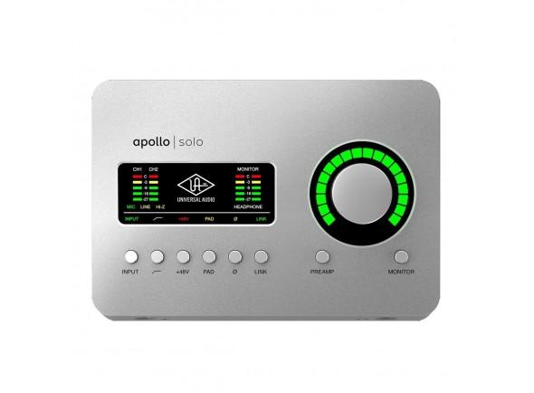 Interface Áudio USB Universal Audio Apollo Solo USB