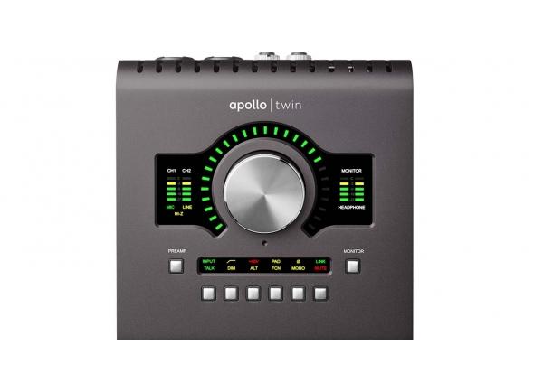 Universal Audio  Apollo Twin MKII Duo B-Stock