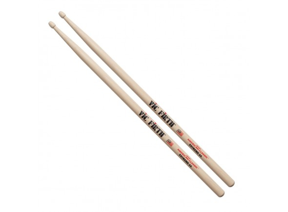 Baqueta 5A Vic Firth American Classic Extreme 5A Wood Tip