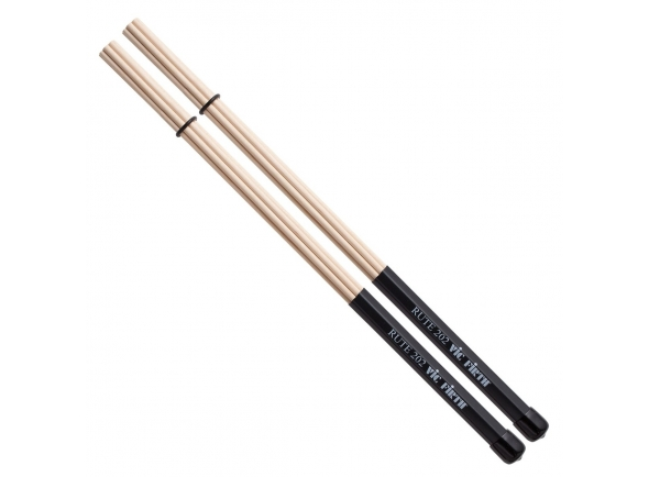 Baquetas bateria rods Vic Firth Rute 202 Rods
