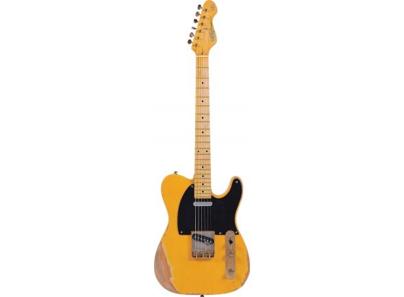 Guitarras formato T Vintage Icon V52MRBS