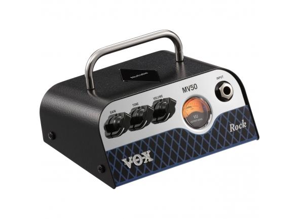 Cabeça para Guitarra Elétrica Vox  MV 50 CR Rock