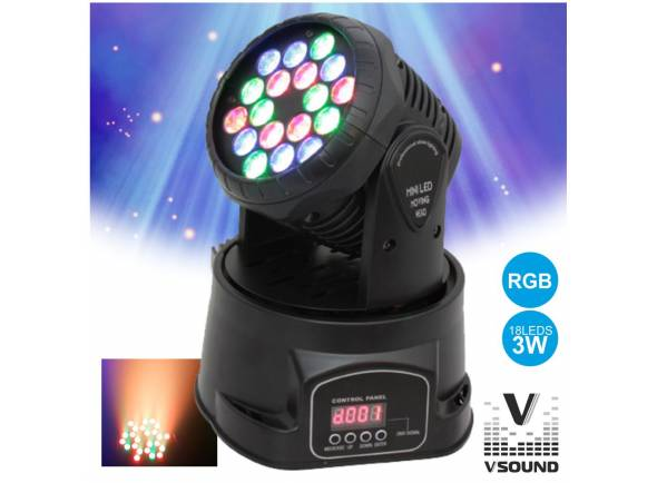 VSOUND LEDMV183RGB