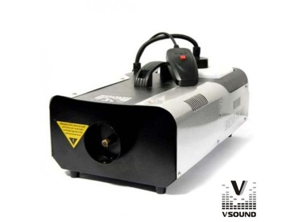 Máquina de Fumos VSOUND VSFUMOS 1500C