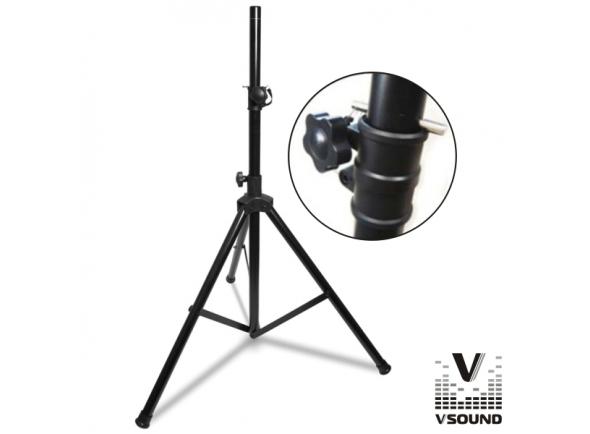 Suportes de Coluna VSOUND VSTR1A 2m 35mm