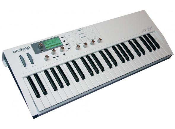 Sintetizadores Waldorf Blofeld Keyboard White B-Stock