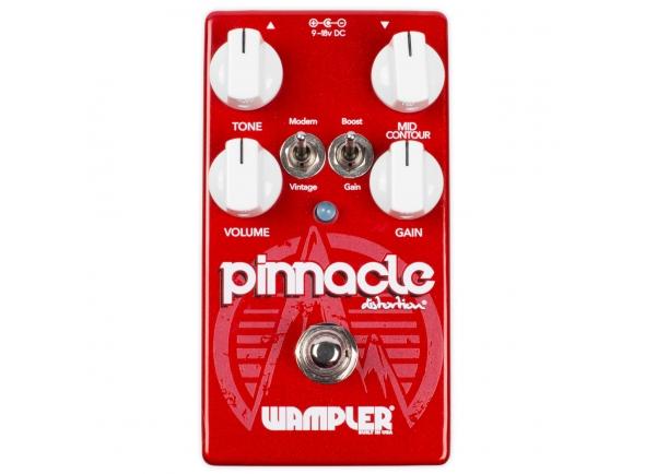 Pedal de distorção Wampler Pinnacle