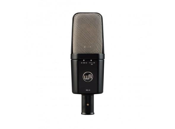 Microfone de membrana grande Warm Audio WA-14