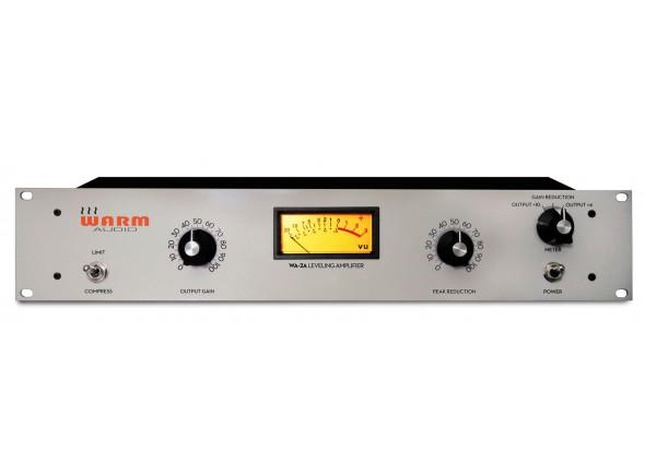 Compressores, Gates e De-esser Warm Audio WA-2A