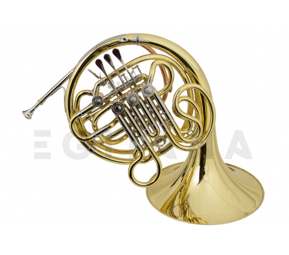 Trompa Wisemann DUPLA DFH-BF600