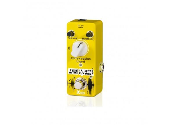 Efeitos para guitarra e baixo XVive V9 Lemon Squeezer