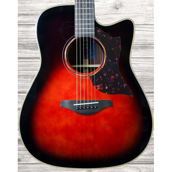 Yamaha A3R ARE TBS Tobacco Brown Sunburst