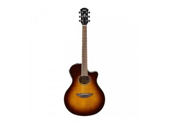 Guitarras Folk Yamaha APX 600 FM TBS B-Stock